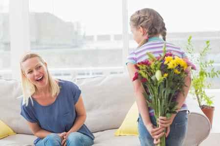 Blumen zum Geburtstag schenken